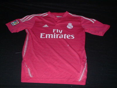 Real Madrid Spain Espana La Liga Football Medium Mans Adidas Made Away Jersey