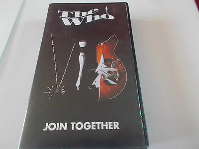 The Who Promo Video Join Together