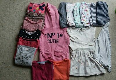 girls clothes age 3-4 bundle