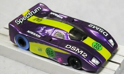 P - HO Slot Car Lot 3 - Viper V1 2.8 Ohm Level 4/35 Lexan Body Car