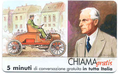 Henry Ford Telecom Chiamagratis Personaggi Golden 103