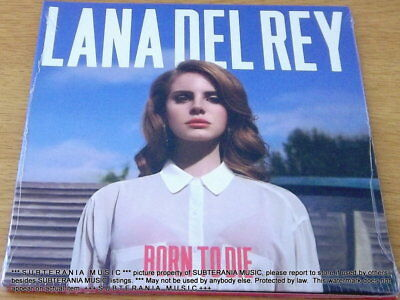 LANA DEL REY Born To Die Deluxe Edition SOUTH AFRICA Cat# SSTARCD 7658