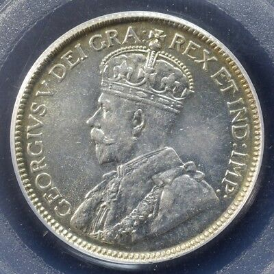 1936 Canada Quarter - PCGS MS62 - Old Green Holder