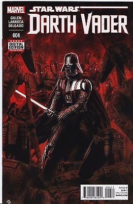 Star Wars Darth Vader #4 Near Mint First Print Bagged And Boarded