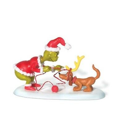 Dept 56 Grinch Village All I Need Is A Reindeer  BRAND NEW  Free Shipping