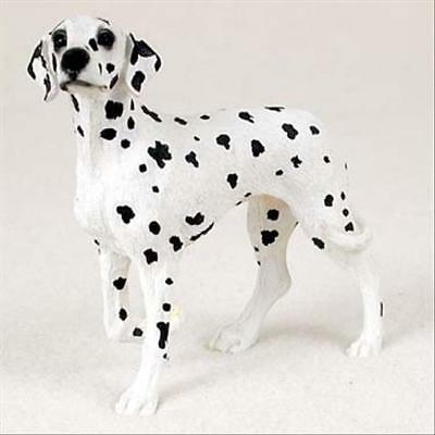 Dalmatian Dog Hand Painted Canine Collectable Figurine Statue