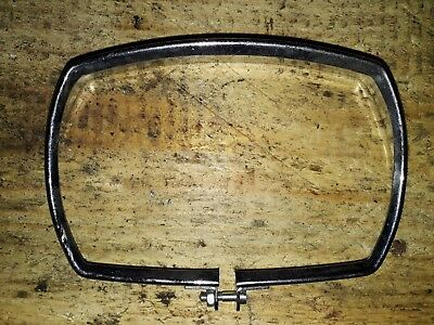 Vespa 50 Special Headlight Rim Used But In Great Condition.