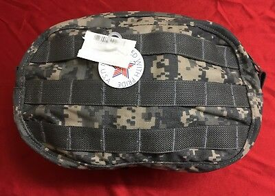 Accessory Front Pouch MOLLE MALICE ACU Patriot Performance NWT