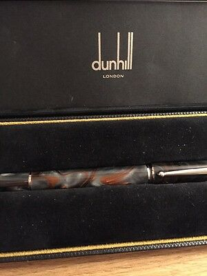 Dunhill Sidecar Pen New