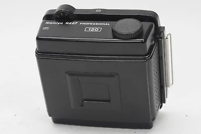 Mamiya RZ67 120 Pro Roll Film Back Holder RZ-67                             #054