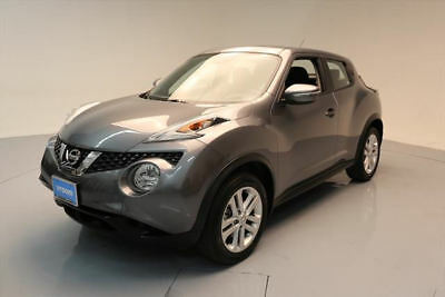 2016 Nissan Juke  2016 NISSAN JUKE S AUTO REARVIEW CAM ALLOY WHEELS 31K #608422 Texas Direct Auto