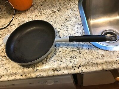 Le Creuset #26 Pan Skillet Made In France Enameled Cast Iron