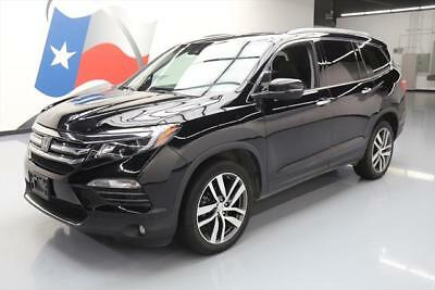 2016 Honda Pilot  2016 HONDA PILOT TOURING AWD SUNROOF NAV DVD 20'S 41K #036650 Texas Direct Auto