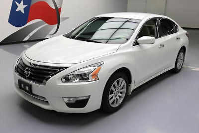 2014 Nissan Altima  2014 NISSAN ALTIMA 2.5 S SEDAN AUTOMATIC BLUETOOTH 20K #362027 Texas Direct Auto