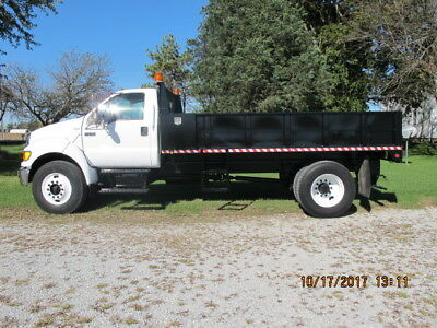 New rebuilt engine,2007 ford f750.flatbed, flat bed,stakebed, stake bed,service