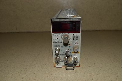 Tektronix Pg506A Pg 506A Calibration Generator  Plug In (Tp154)