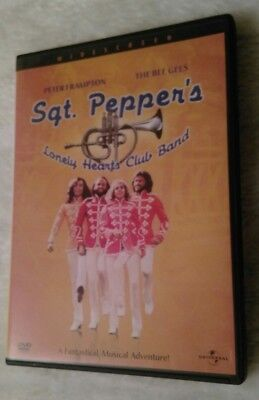Sgt. Pepper's Lonely Hearts Club Band - Bee Gees,Peter Frampton US Region 1 DVD
