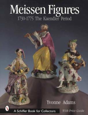 German Porcelain Meissen Figurines Collector Reference 1730-1775 Kaendler Era
