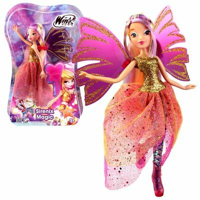 Winx Club - Sirenix Magic Doll - Fairy Stella - The Mystery of the Abyss