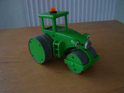 Bob The Builder Roley The Road Roller  (3 Bob Items Posted For 1 Post Cost)