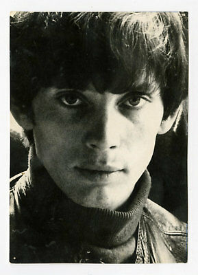 Klaus Voormann 1960s Vintage Photograph Astrid Kirchherr Signed