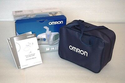 Omron Nebuliser Compressor NE-C28P New With Opened Box All Parts Present