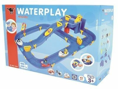 Big Waterplay Niagara Neue Version Wasserbahn (55100) Neu/ovp