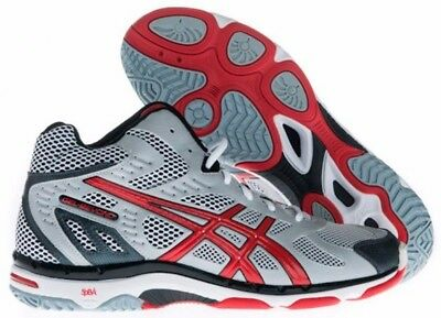 Mens ASICS Gel Beyond 3 Trainers Shoes Size UK 6.5 Indoor court Volleyball B204Y