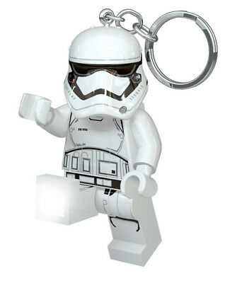 New - Lego Star Wars - Stormtrooper Keylight - Keyring - ABC Shop