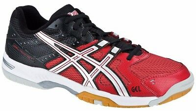 Mens ASICS Gel Rocket 6 Trainers Shoes Size 6.5 Indoor court Volleyball Squash