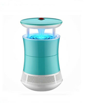Indoor Mosquito Fly Bug Killer Repellent Pest Zapper Insect Electric Machine