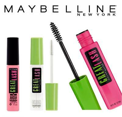Maybelline Great Lash Mascara * Choose Your Colour * Brand New