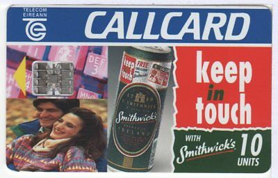 Ireland Phone Card - Keep in touch with Smithwick's