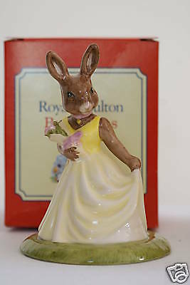 Offer  With Love Bunnykins Db 269  Doulton  English Made Mib