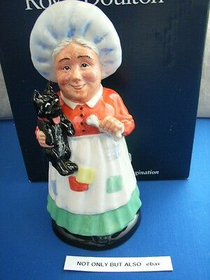 Nursery Rhyme Royal Doulton Old Mother Hubbard Limited Edition Boxed