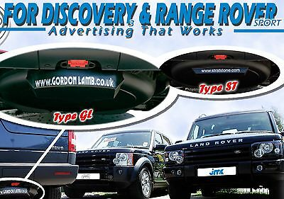 Spare Wheel Under Cover For All Discovery 3 & Range Rover Sport. New! Hot!