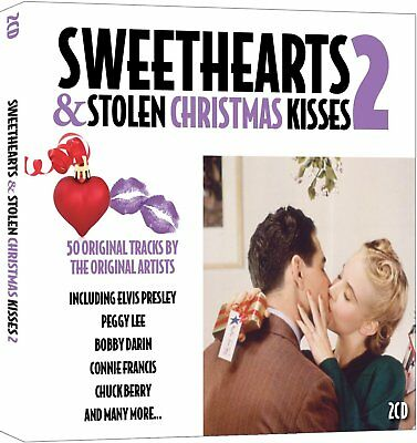 Sweethearts & Stolen Christmas Kisses 2 CD 50 original recordings Elvis +more