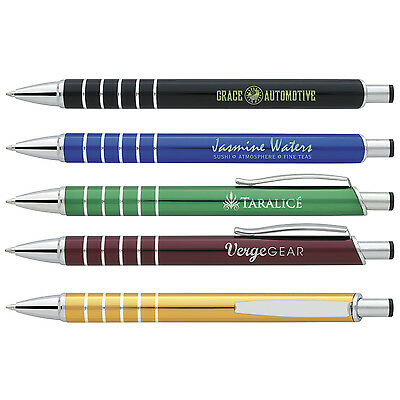 Metal Execututive Gift Pen Personalized Laser Engraved Imprint Promotional
