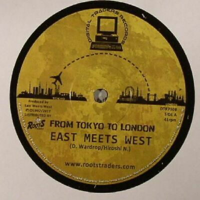 """EAST MEETS WEST - From Tokyo To London - Vinyl (7"""")"""