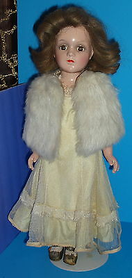 "R&B Composition Doll Nancy ""DebuTeen"" 18"""