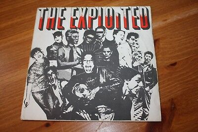 The Exploited - Barmy Army - Uk Issue  - 1981 - Very Good++