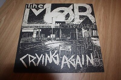 The Mob - Crying Again - Uk Issue - 1986 - Excellent-
