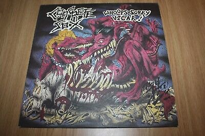 Concrete Sox - Whoops Sorry Vicar - Uk Issue + Inner - Very Good++