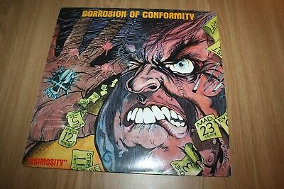 Corrosion Of Conformity - Animosity - Uk Issue + Inner - Very Good