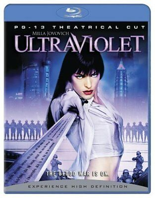 Ultraviolet [Blu-ray] NEW!