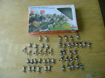 ESCI Prussian & Austrian Infantry Soldiers.Scale 1:72.Painted Loose Figures.