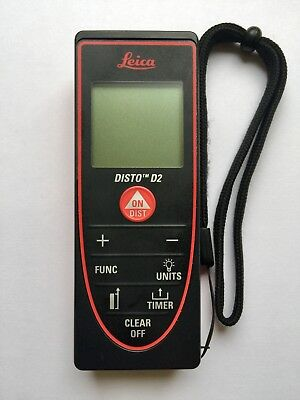 Leica Disto D2 Laser Measurer