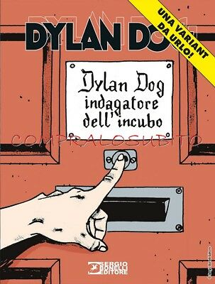fumetto DYLAN DOG n.374 Cover Variant SONORA Lucca Comics 2017 Bonelli editore