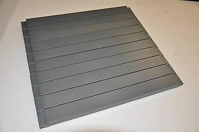HP 1U Graphite Universal Blanking Panel AF072A - Rack System/E 7000/9000/10000
