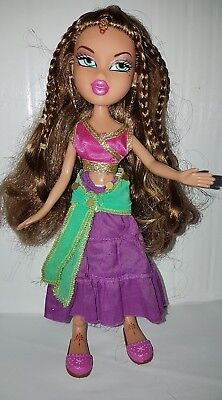 BRATZ Puppe SUPER SÜSS  SELTEN  * YASMIN    *  GENIE MAGIC